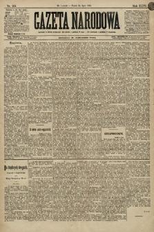 Gazeta Narodowa. 1896, nr204