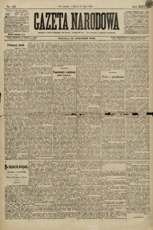Gazeta Narodowa. 1896, nr211