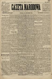 Gazeta Narodowa. 1896, nr219