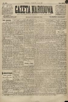 Gazeta Narodowa. 1896, nr234