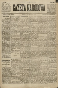 Gazeta Narodowa. 1896, nr236