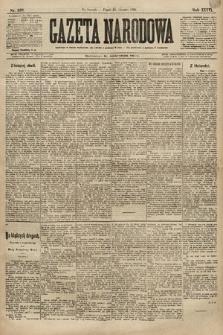 Gazeta Narodowa. 1896, nr239