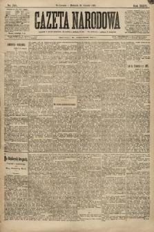 Gazeta Narodowa. 1896, nr241