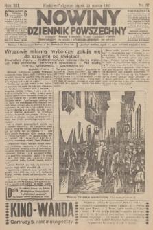 Nowiny : dziennik powszechny. R.12 [i.e.11], 1913, nr67