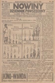 Nowiny : dziennik powszechny. R.12 [i.e.11], 1913, nr123