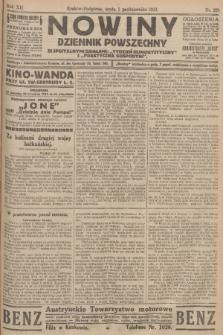 Nowiny : dziennik powszechny. R.12 [i.e.11], 1913, nr225