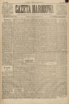 Gazeta Narodowa. 1896, nr300