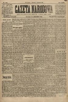 Gazeta Narodowa. 1896, nr304