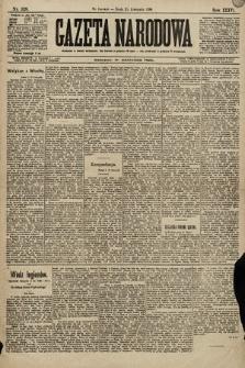 Gazeta Narodowa. 1896, nr328