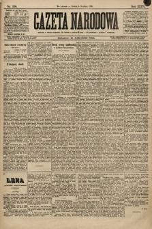 Gazeta Narodowa. 1896, nr338