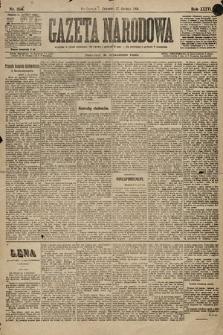 Gazeta Narodowa. 1896, nr350