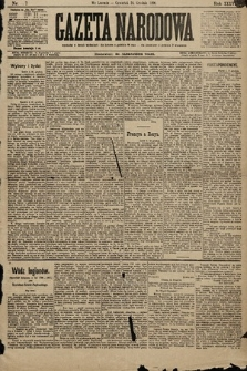 Gazeta Narodowa. 1896, nr357