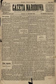 Gazeta Narodowa. 1896, nr360