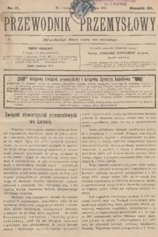 Przewodnik Przemysłowy. R.12, 1907, nr17