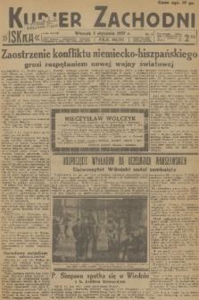 Kurjer Zachodni Iskra. R.28, 1937, nr5