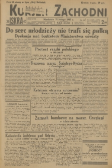 Kurjer Zachodni Iskra. R.28, 1937, nr52
