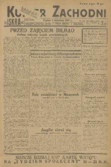 Kurjer Zachodni Iskra. R.28, 1937, nr97
