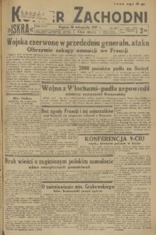 Kurjer Zachodni Iskra. R.28, 1937, nr325