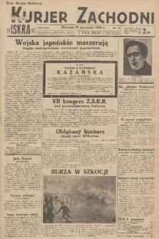 Kurjer Zachodni Iskra. R.26, 1935, nr29