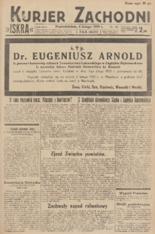 Kurjer Zachodni Iskra. R.26, 1935, nr34