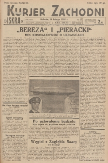 Kurjer Zachodni Iskra. R.26, 1935, nr46