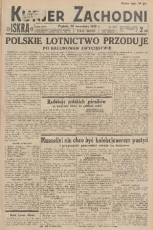 Kurjer Zachodni Iskra. R.26, 1935, nr257