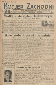Kurjer Zachodni Iskra. R.26, 1935, nr283 + dod.