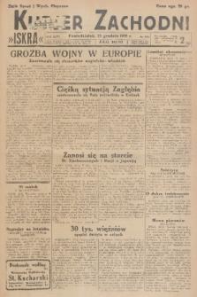 Kurjer Zachodni Iskra. R.26, 1935, nr351