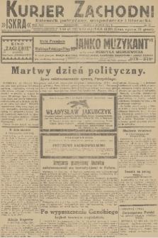 Kurjer Zachodni Iskra : dziennik polityczny, gospodarczy i literacki. R.22, 1931, nr27 (4 lutego)