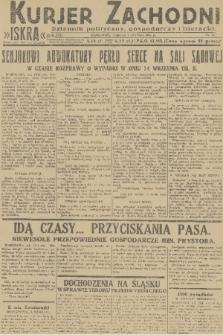 Kurjer Zachodni Iskra : dziennik polityczny, gospodarczy i literacki. R.22, 1931, nr31