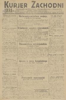 Kurjer Zachodni Iskra : dziennik polityczny, gospodarczy i literacki. R.22, 1931, nr55