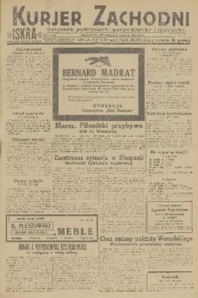 Kurjer Zachodni Iskra : dziennik polityczny, gospodarczy i literacki. R.22, 1931, nr74