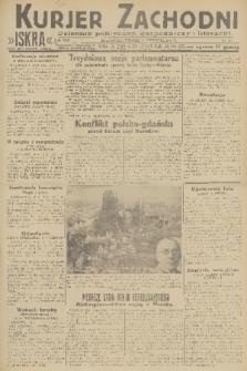 Kurjer Zachodni Iskra : dziennik polityczny, gospodarczy i literacki. R.22, 1931, nr91
