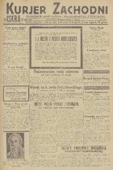 Kurjer Zachodni Iskra : dziennik polityczny, gospodarczy i literacki. R.22, 1931, nr103