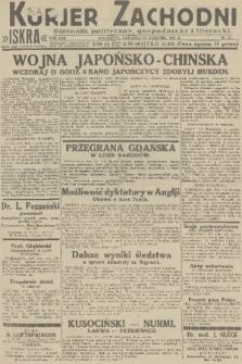 Kurjer Zachodni Iskra : dziennik polityczny, gospodarczy i literacki. R.22, 1931, nr217