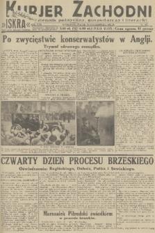 Kurjer Zachodni Iskra : dziennik polityczny, gospodarczy i literacki. R.22, 1931, nr251