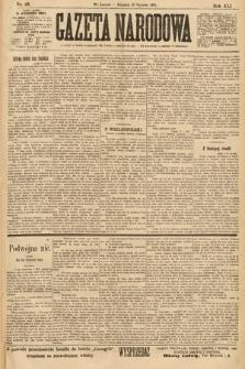 Gazeta Narodowa. 1901, nr27