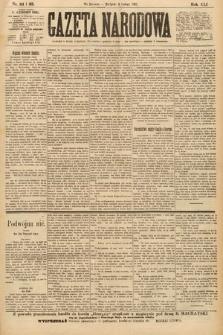 Gazeta Narodowa. 1901, nr34 i35