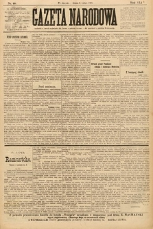 Gazeta Narodowa. 1901, nr40