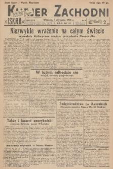 Kurjer Zachodni Iskra. R.27, 1936, nr6