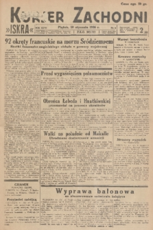 Kurjer Zachodni Iskra. R.27, 1936, nr9
