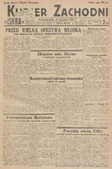 Kurjer Zachodni Iskra. R.27, 1936, nr12