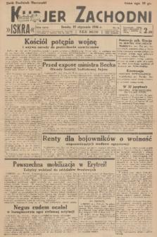Kurjer Zachodni Iskra. R.27, 1936, nr14 + dod.