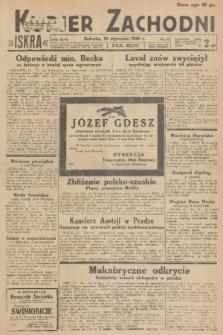 Kurjer Zachodni Iskra. R.27, 1936, nr17