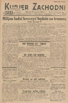 Kurjer Zachodni Iskra. R.27, 1936, nr27