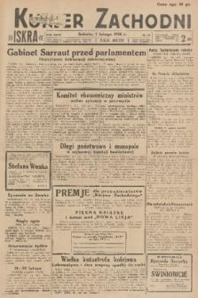 Kurjer Zachodni Iskra. R.27, 1936, nr31