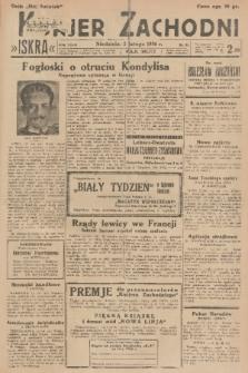 Kurjer Zachodni Iskra. R.27, 1936, nr32