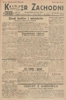 Kurjer Zachodni Iskra. R.27, 1936, nr33