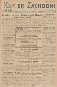 Kurjer Zachodni Iskra. R.27, 1936, nr36