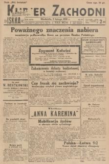 Kurjer Zachodni Iskra. R.27, 1936, nr39